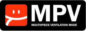 Режим мундштучной вентиляции (MPV)